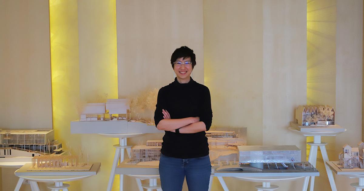 ทวิตีย์ วัชราภัย เทพาคำ : นักออกแบบ ห้องสมุด มือรางวัลระดับโลก