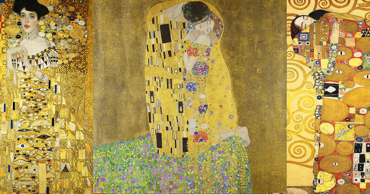 Something Nouveau ชวนเคลิ้มไปกับงาน The Kiss ของคลิมต์ แบบมัลติมีเดียเต็มตา