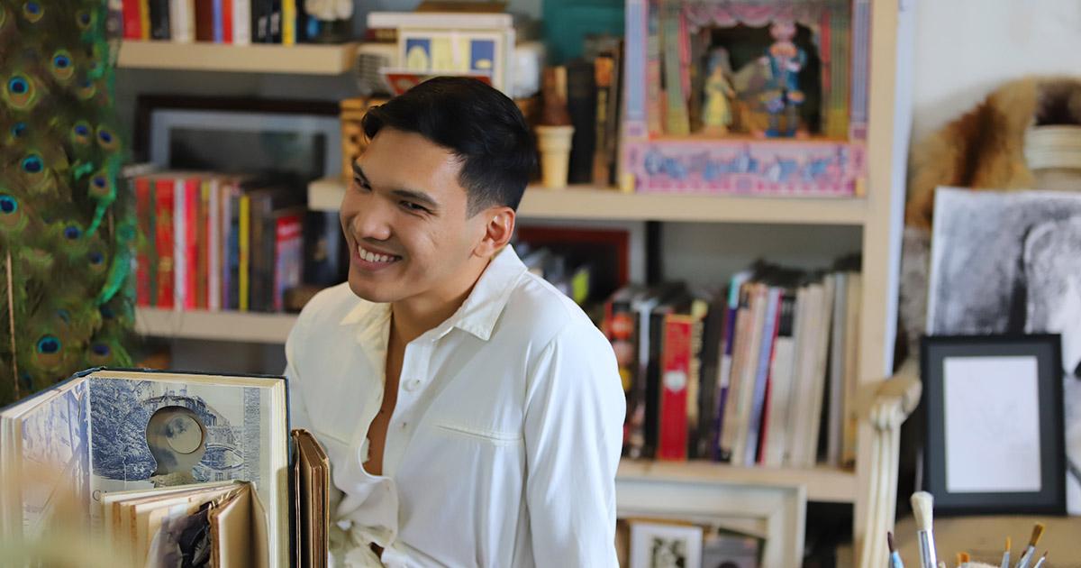 รักฉบับ โอ๊ต มณเฑียร ศิลปินผู้ตกหลุมรักหนังสือ และเรื่องสั้นอื่นๆ