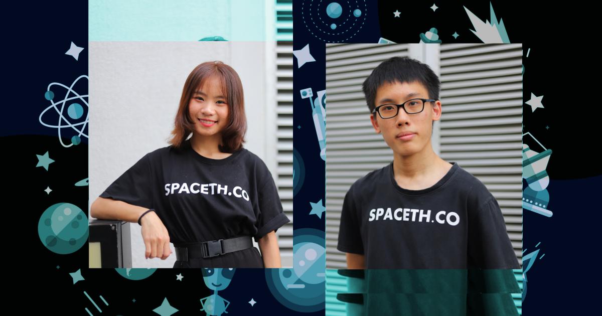 Spaceth.co สำนักข่าวอวกาศแฟนคลับนับล้าน ที่มีแพสชันของเยาวชนไทยเป็นตัวขับเคลื่อน