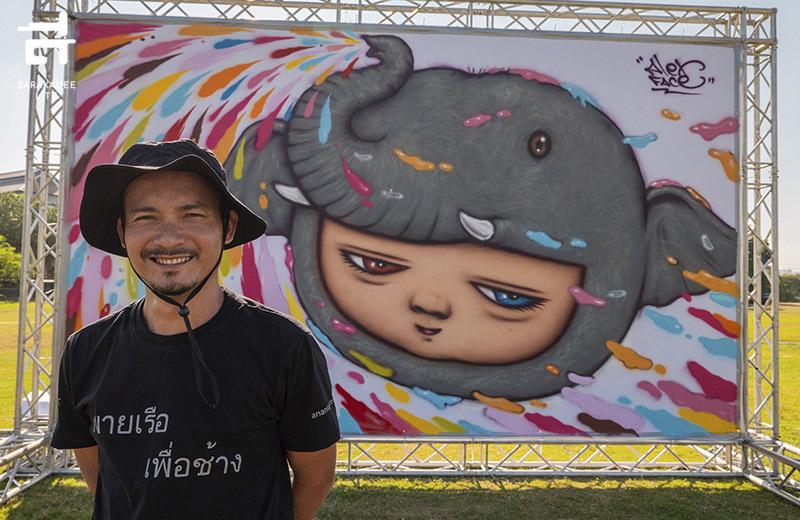 การแข่งขันเรือยาวช้างไทยและเทศกาลริมน้ำ