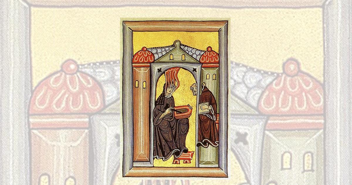 นักแต่งเพลงของโลกคนแรก คือแม่ชีในศาสนาคริสต์