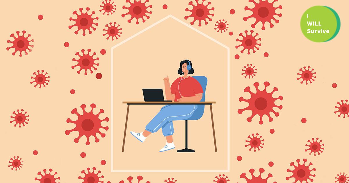 คู่มือ กักตัวอยู่บ้าน ทำอย่างไรไม่ให้บ้านกลายเป็นแหล่งระบาด COVID-19