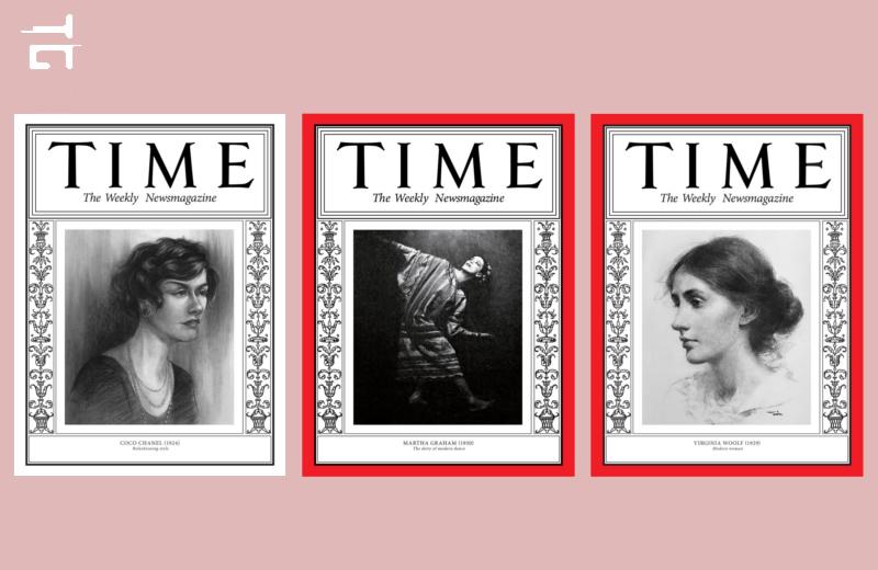 ผู้หญิงที่ทรงอิทธิพลในรอบ 100 ปี