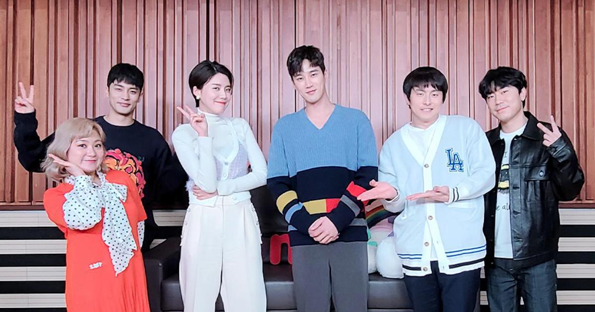 5 วาไรตี้เกาหลี เรียกเสียงหัวเราะ คลายความเหงา ยาม Social Distancing