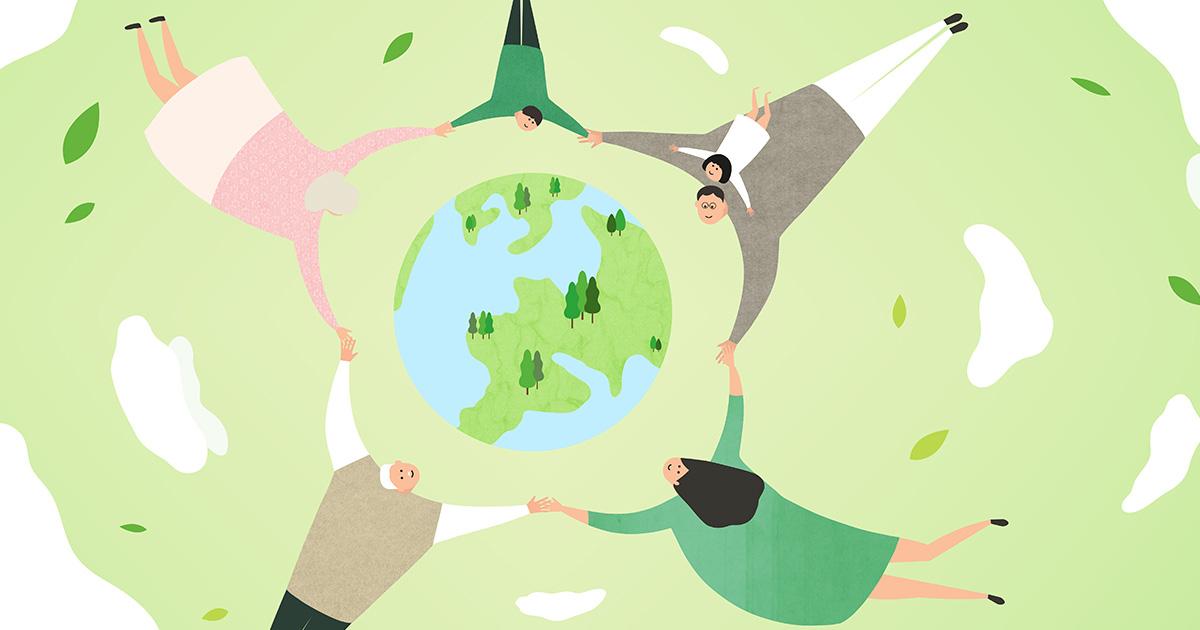 50 ปี Earth Day จากประท้วงใหญ่ในอเมริกาสู่ Earth Challenge 2020