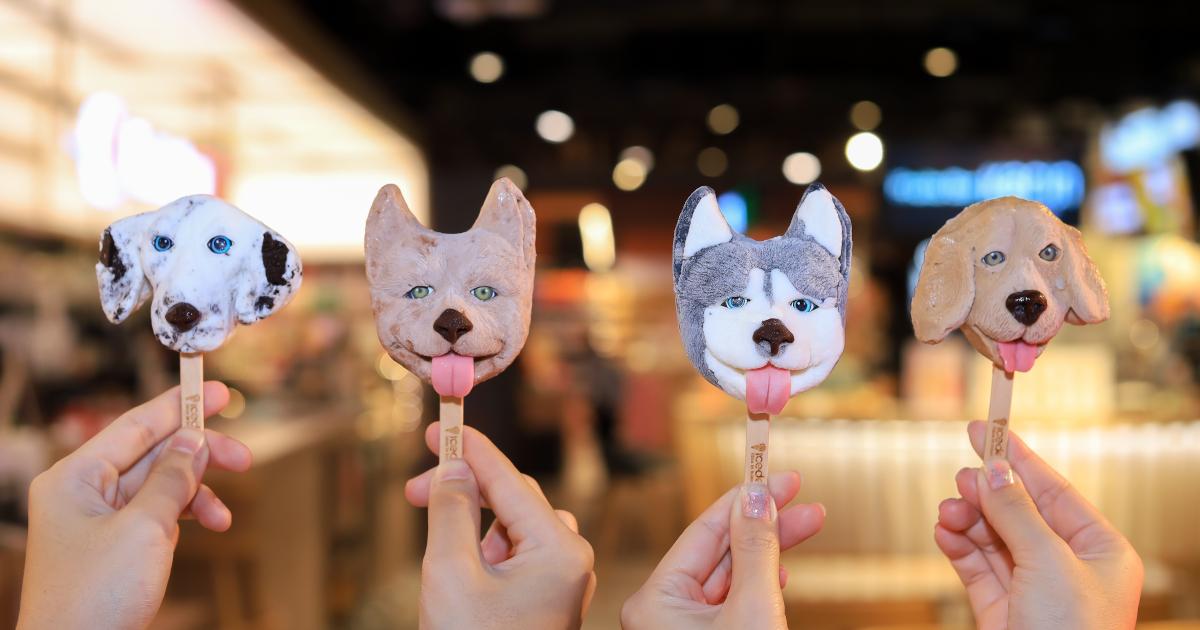 """IceDEA ไอศกรีมสุดครีเอตที่เกิดจาก """"นักออกแบบไอศกรีม"""" ผู้อยู่เบื้องหลังงานอีเวนต์"""
