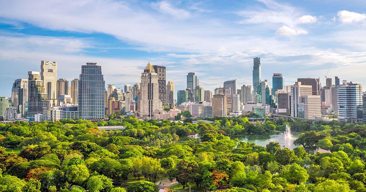 สวนลุมพินี สวนสาธารณะแห่งแรกของไทย ที่มีจุดกำเนิดจากงานแสดงสินค้า