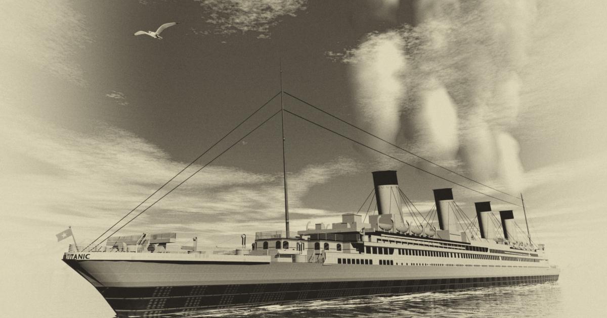 108 ปี เรือไททานิก โศกนาฏกรรมทางเรือที่ร้ายแรงที่สุดในโลก