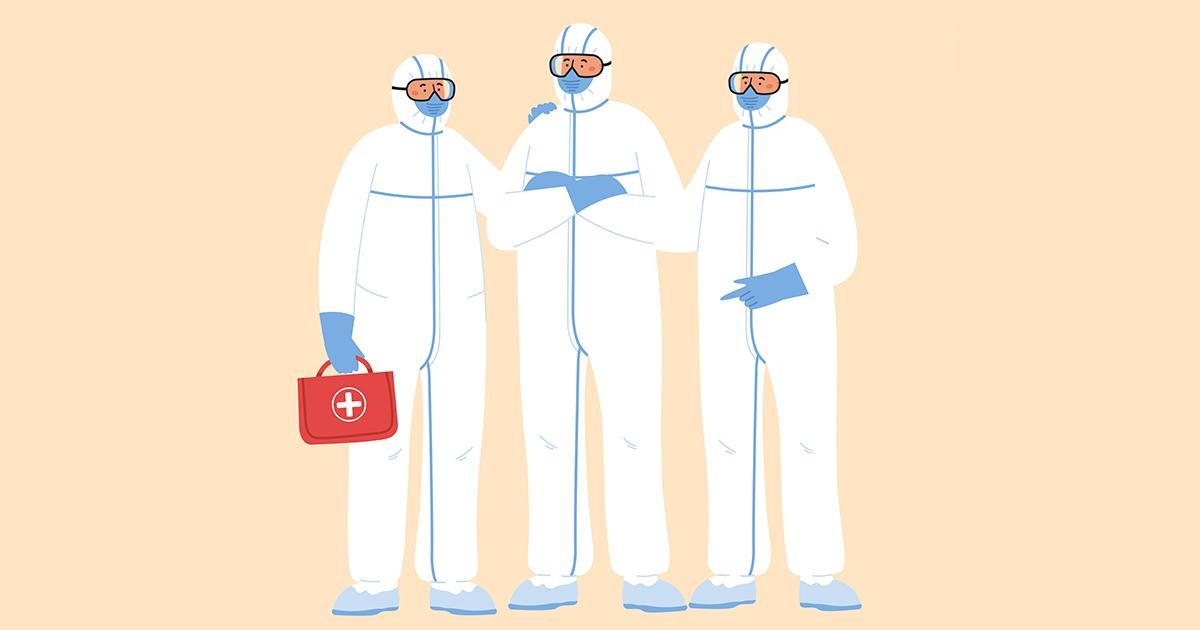 นักระบาดวิทยาภาคสนาม : นักสืบโรคระบาด ที่ต้องทำงานขนานการรักษา
