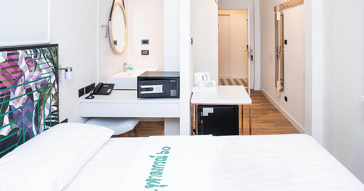 เช็กอิน โอโซน สามย่าน หลังปรับโรงแรมเป็นสถานพักฟื้นผู้ป่วยโควิด-19