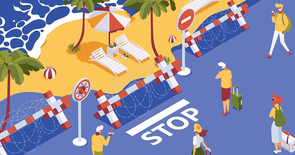 เปิดผลการค้นหา Wish List  คนไทยอยากไปเที่ยวไหนหลังโควิด-19