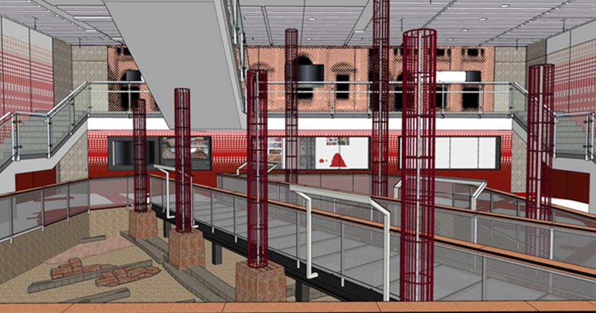 เตรียมทัวร์ Site Museum พิพิธภัณฑ์ใต้ดิน ณ MRT สนามไชย
