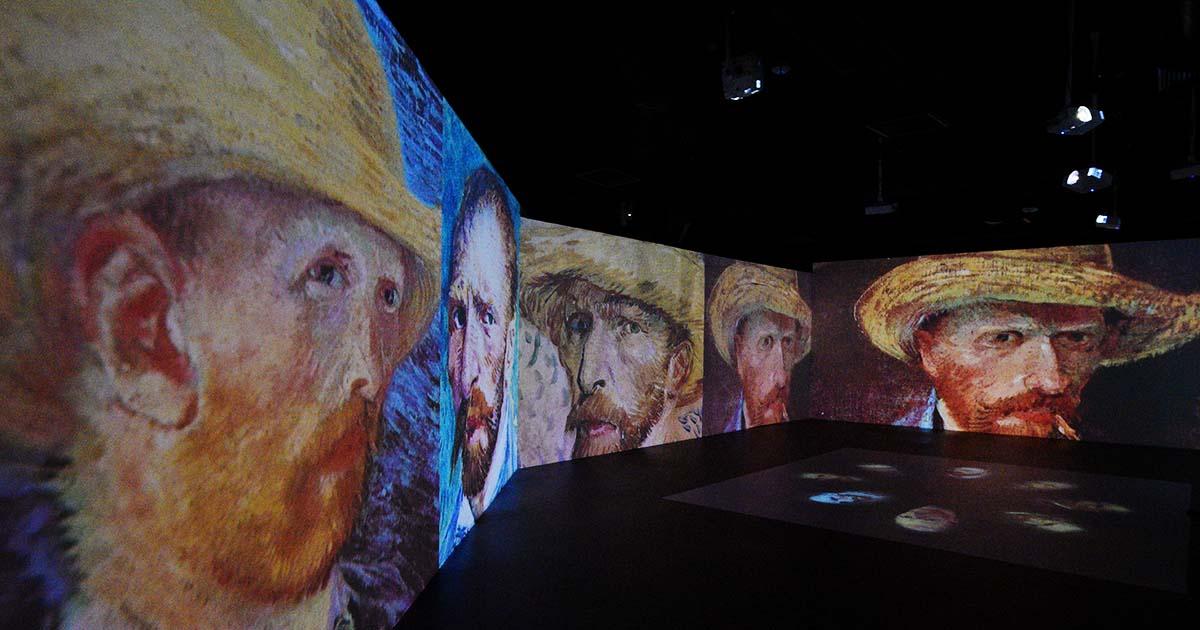 จดหมายลับของ แวนโก๊ะ กำลังใจ และความบิดเบี้ยวของชีวิตรันทดใน Van Gogh. Life and Art