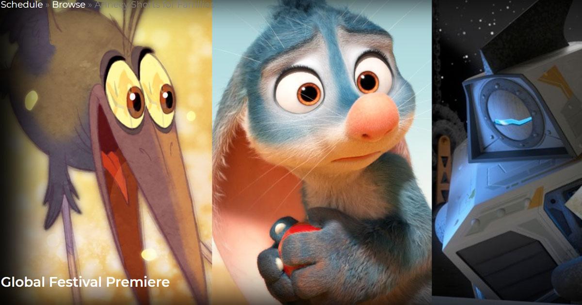 เทศกาลภาพยนตร์นานาชาติออนไลน์ We Are One ฉายพร้อมกันทั่วโลก