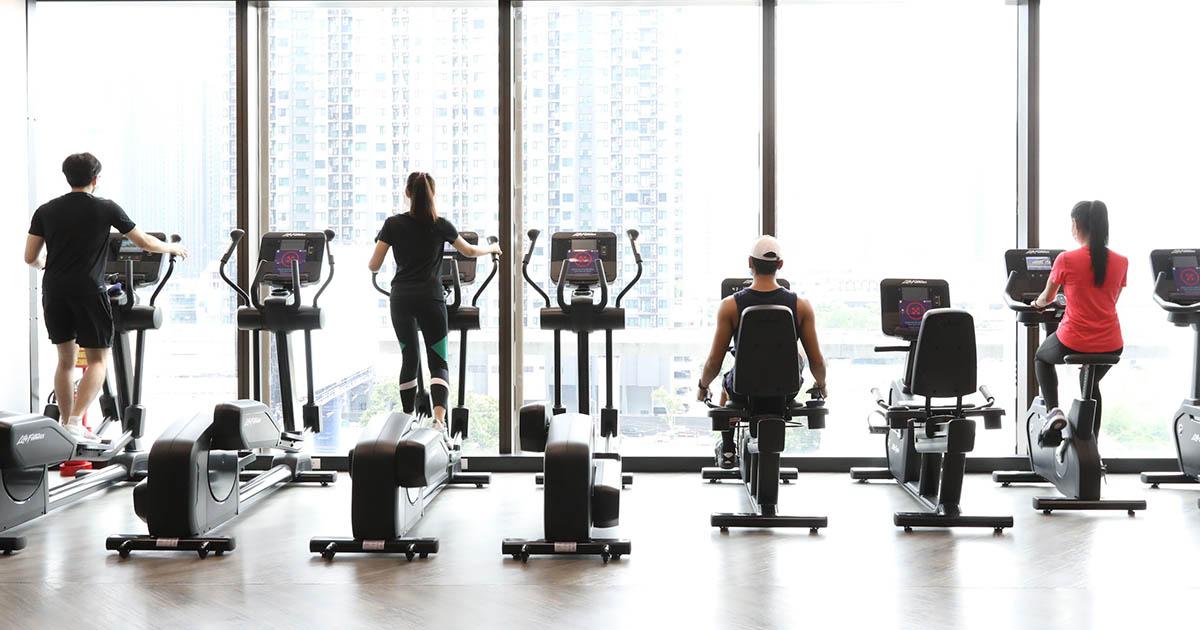 Fitness First เปิดประตูรับสายฟิตอีกครั้งฉบับ New Normal