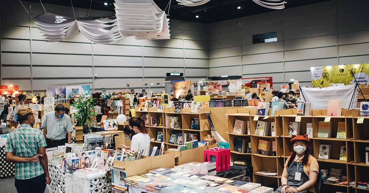 เกี่ยวแรงบันดาลใจที่ตั้งต้นจากหนังสือ ใน เทศกาลหนังสือเริ่มต้น ABC Book Fest