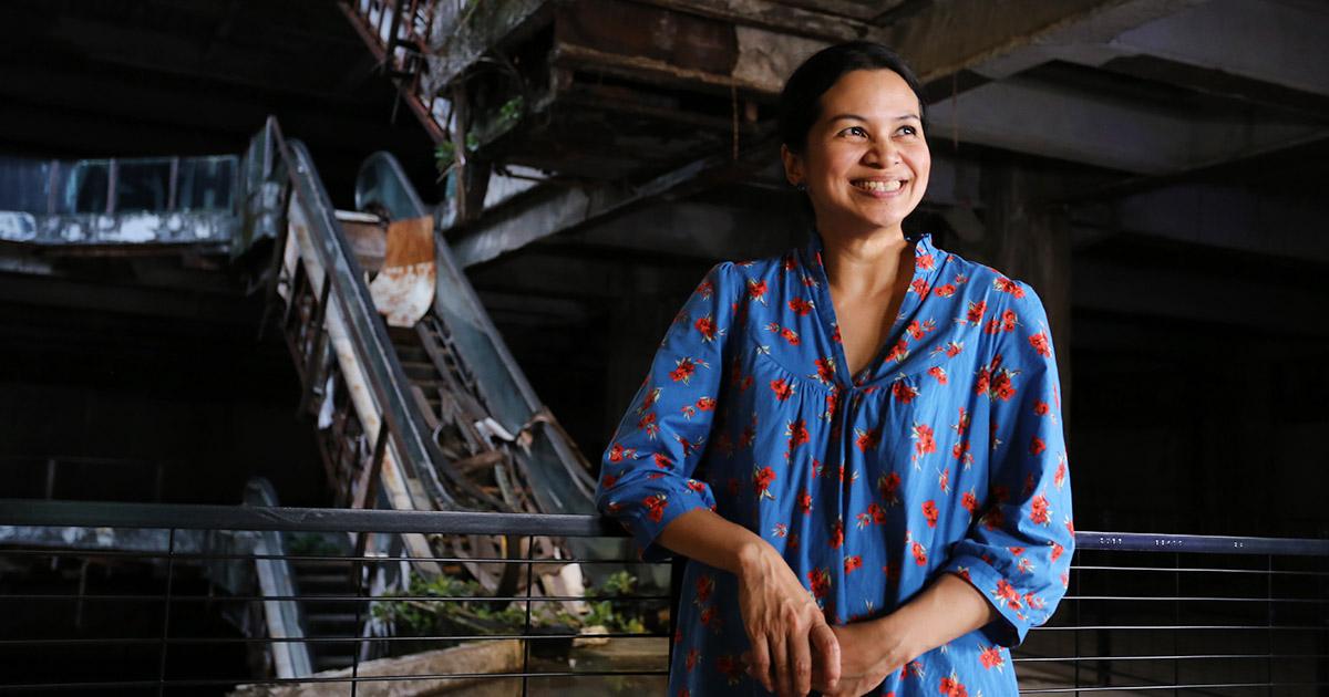 สุพิชชา โตวิวิชญ์ : สถาปนิกผู้ร่วมฟื้นชุมชน ด้วยสกิลของคนออกแบบบ้าน