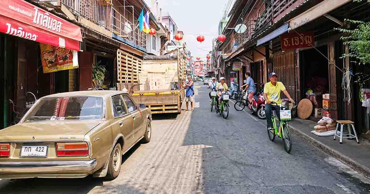 ปั่น ชม ชิม ริมแม่น้ำบางปะกง เที่ยวชุมชนเก่า บางคล้า