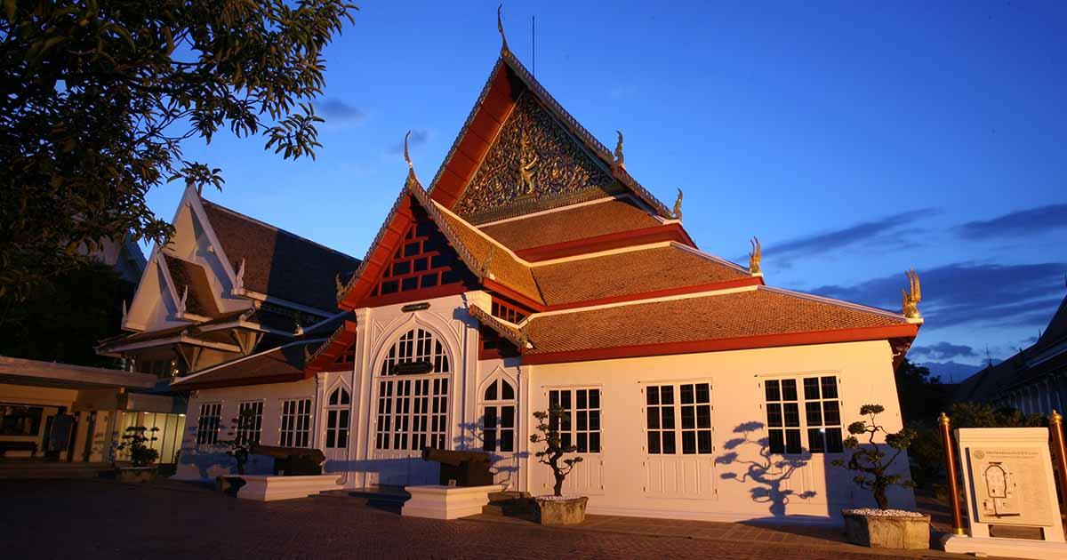 Night at Museum แต่งไทยเที่ยวพิพิธภัณฑ์ ชมวังหน้ายามค่ำคืน