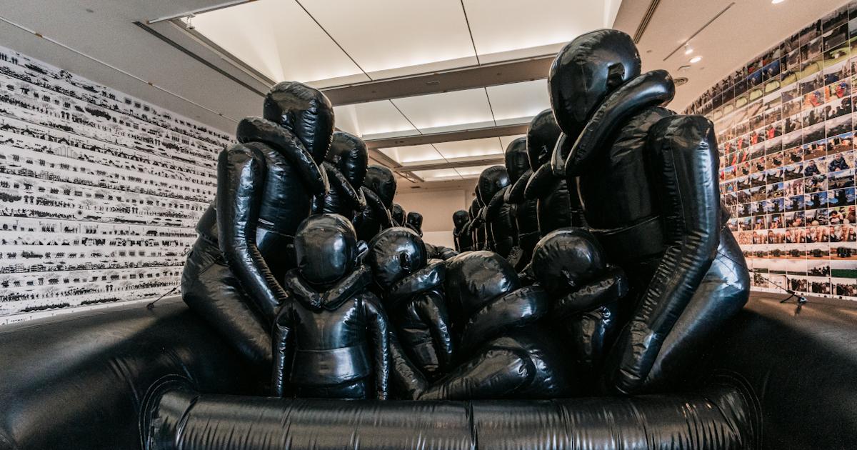ศิลปะ การเมือง และเรื่องผู้ลี้ภัยในมุมมอง อ้าย เวยเวย