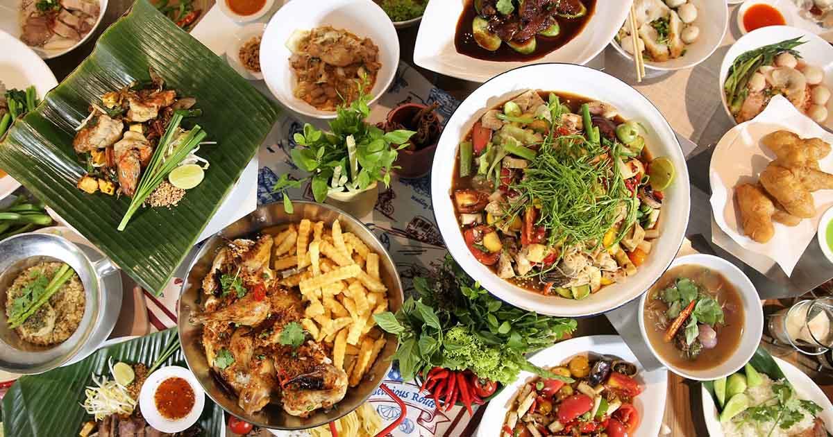 Thai Taste Hub Mahanakhon CUBE ส่งต่อความอร่อยระดับ ตำนานอาหารไทย