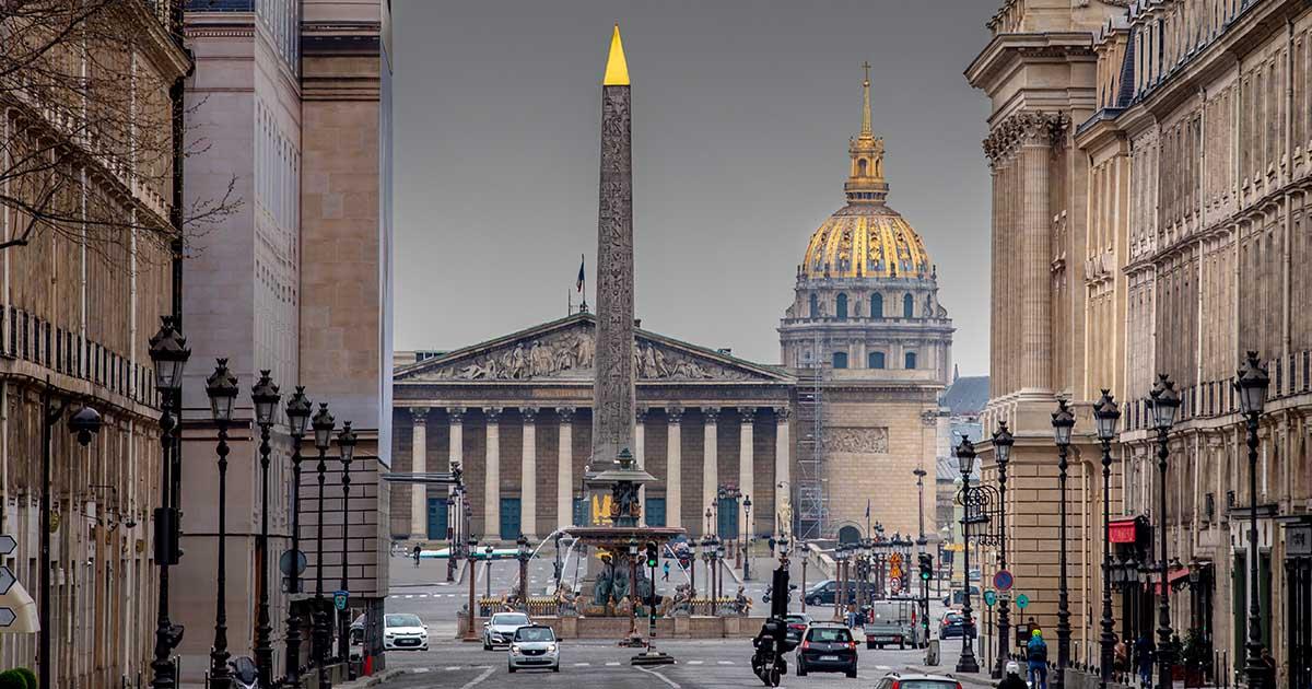 ตามรอยประวัติศาสตร์ ปฏิวัติฝรั่งเศส กับ 9 สถานที่สำคัญในปารีส
