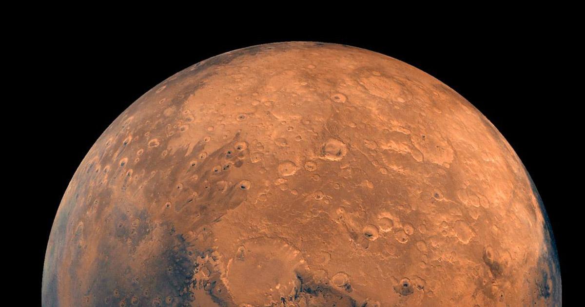 6 และ 14 ตุลาคม พบปรากฏการณ์สำคัญของ ดาวอังคาร