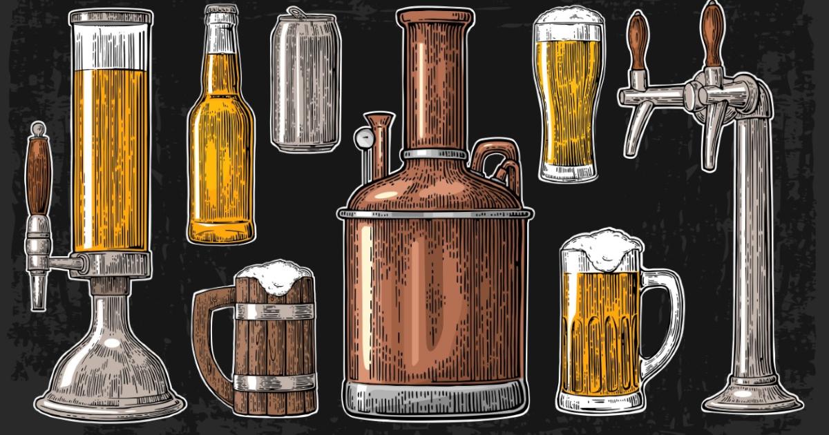 เบียร์โบราณ จากสวัสดิการแรงงานทาสสู่เครื่องดื่มสำนักบาทหลวง