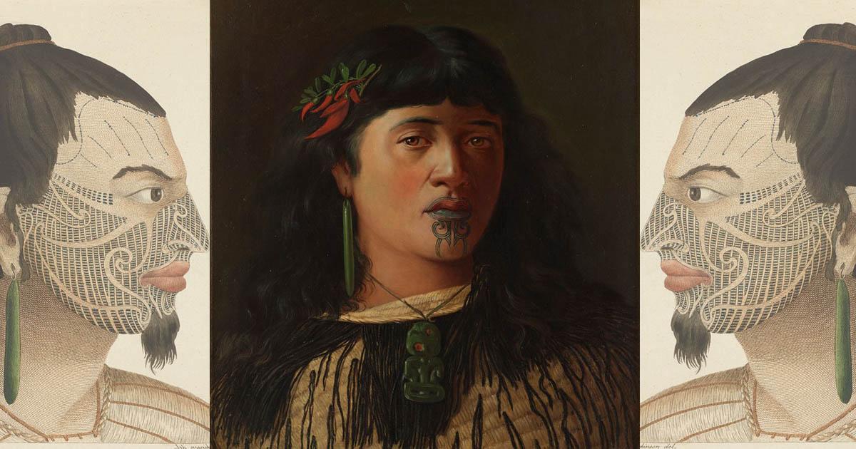 โมโก รอยสักประวัติศาสตร์ของชนเผาเมารี ที่ปรากฏบนเวทีการเมืองโลก