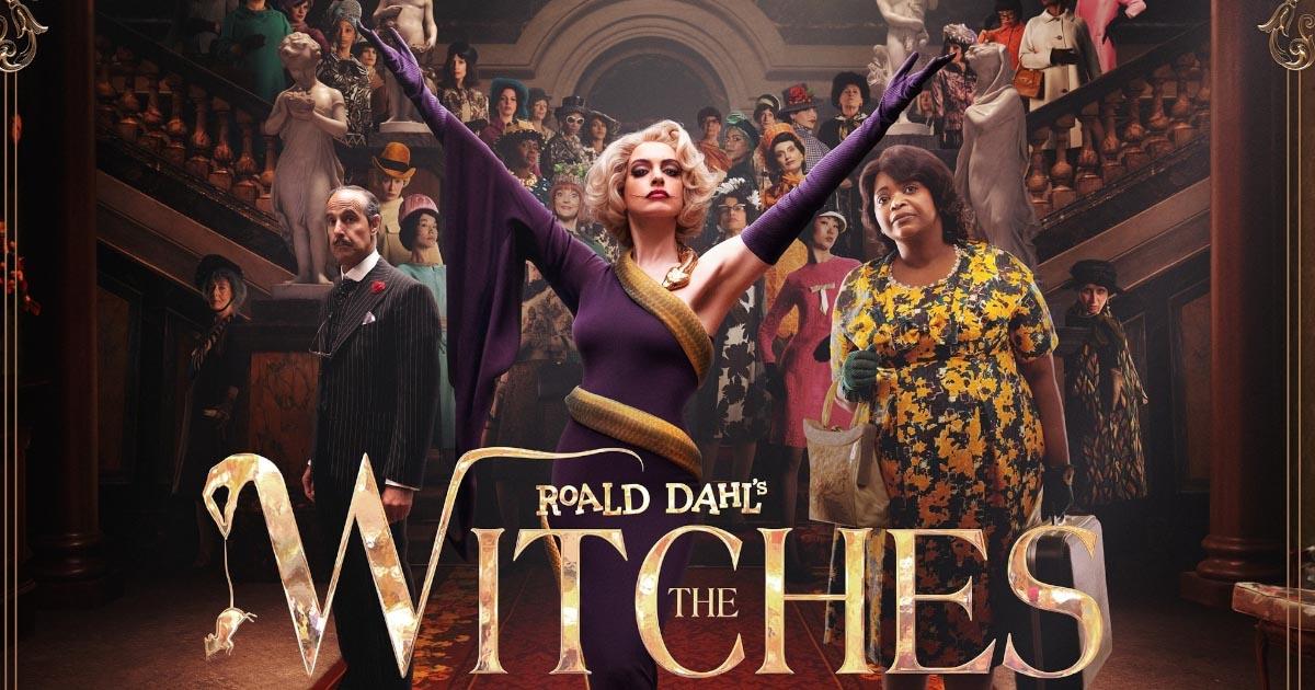 The Witches ภาพยนตร์จากจินตนาการอันพิลึกพิลั่นของ โรอัลด์ ดาห์ล