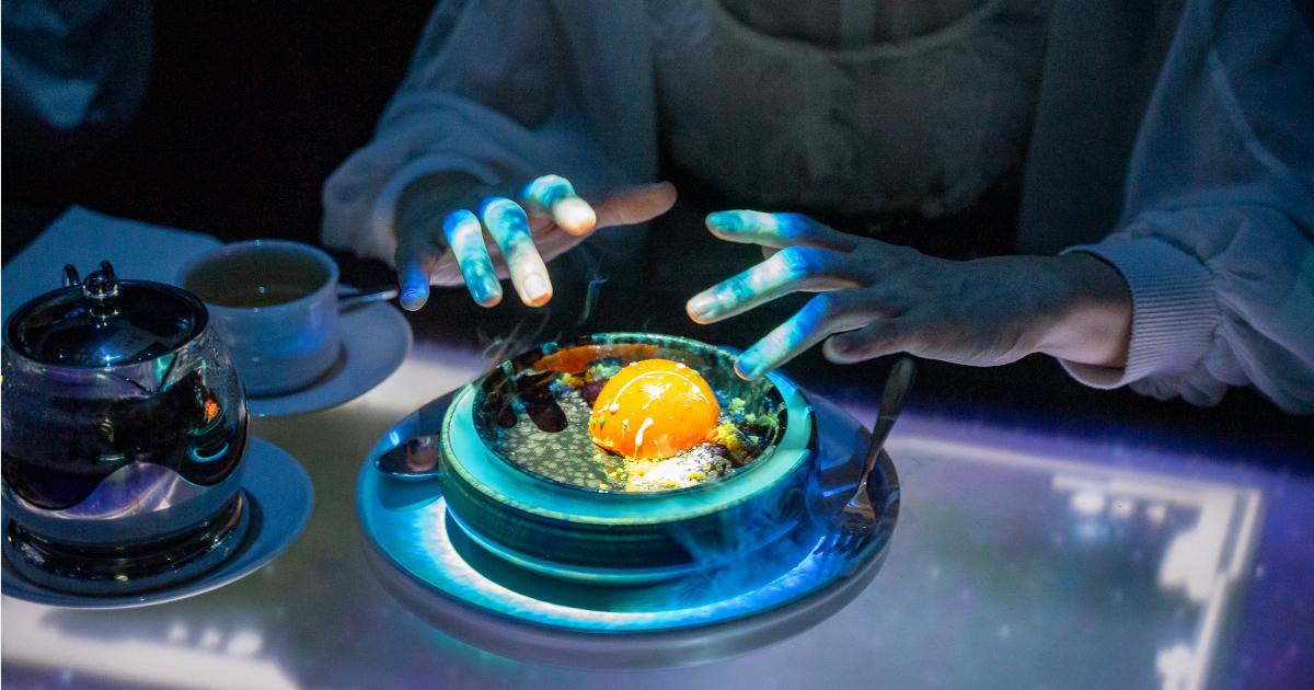 Digital Delicious เปิดประตูมิติสู่มื้ออาหารในโลกดิจิทัล