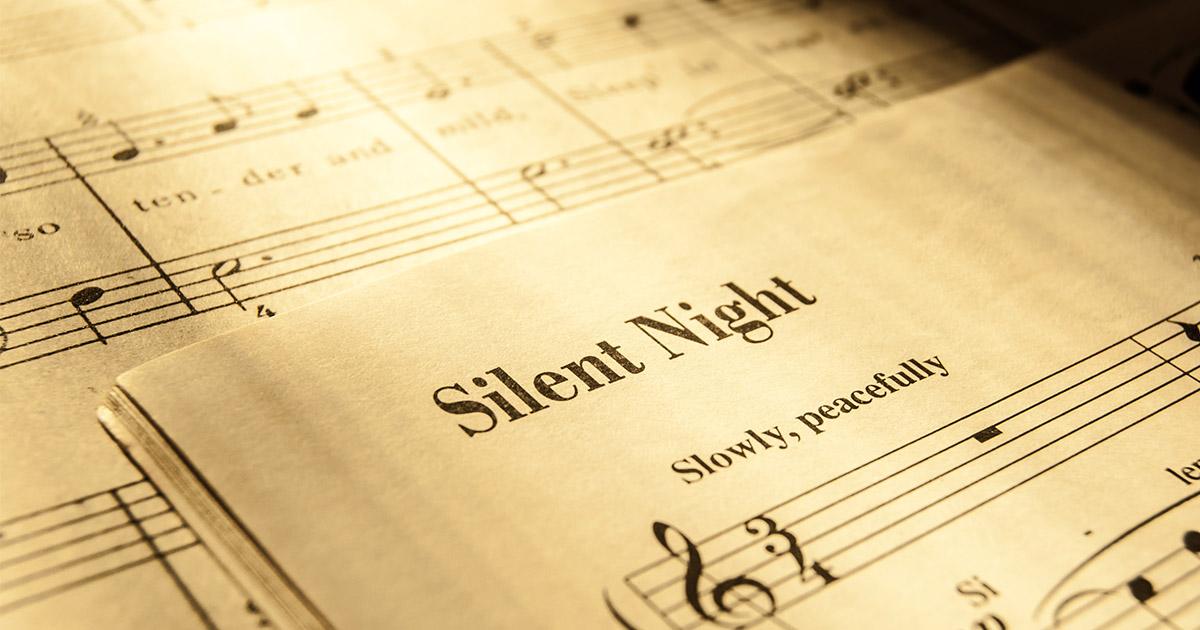 ตำนานเพลง Silent Night เกิดขึ้นที่บ้านคนตัดฟืน ในค่ำคืนคริสต์มาสอีฟ
