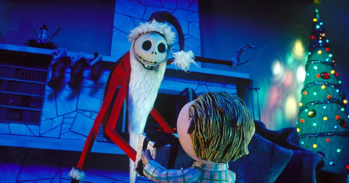 ทิม เบอร์ตัน และหนังฝันร้ายที่กลายเป็นตำนานในค่ำคืนคริสต์มาส