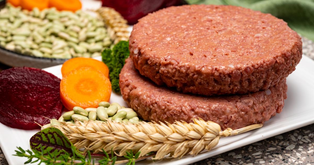 Plant-based Meat เนื้อสัตว์จากพืช เทรนด์อาหารเพี่อเยียวยาโลก