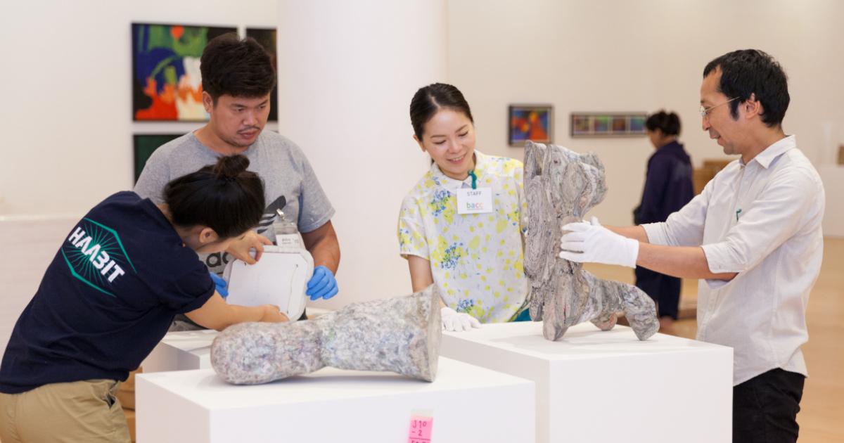 รู้จัก Art Exhibition Designer นักออกแบบผู้อยู่เบื้องหลังนิทรรศการศิลปะ