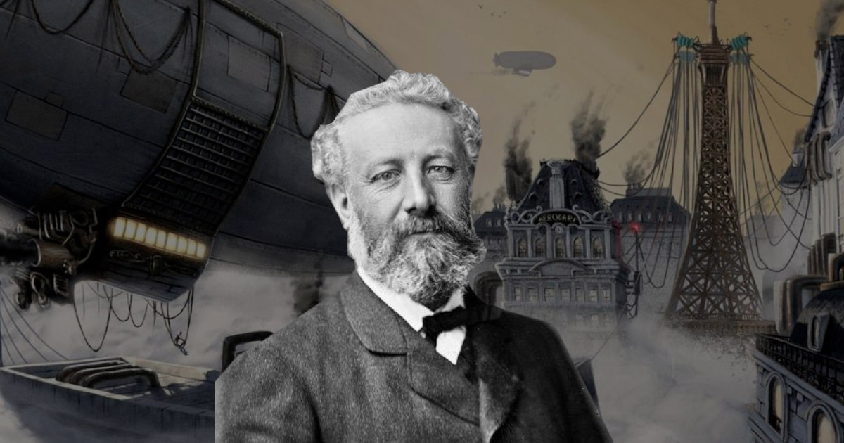 จูลส์ เวิร์น นักเขียนไซไฟผู้มาก่อนกาล ผู้ใช้จินตนาการสร้างเทคโนโลยีล้ำยุค