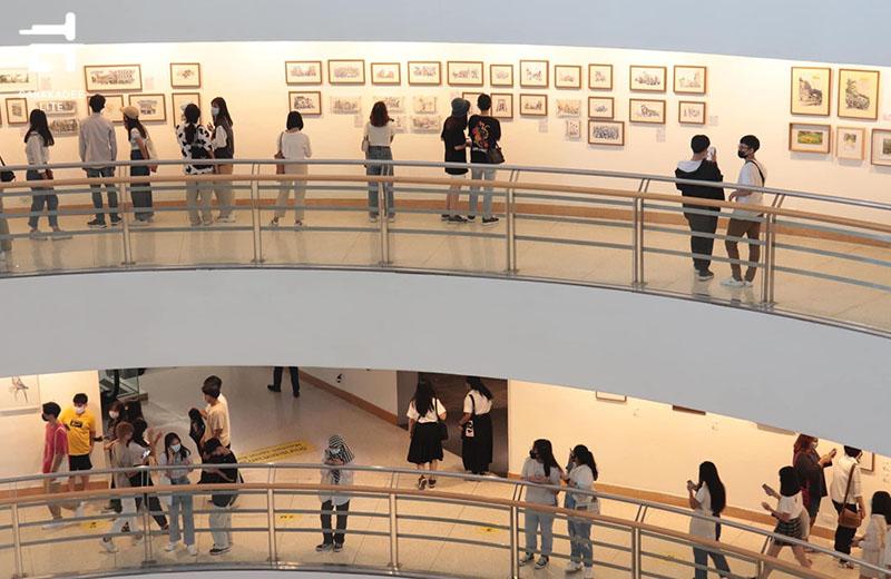 หอศิลปกรุงเทพฯ