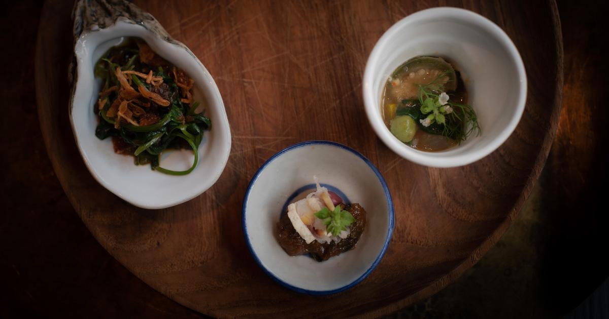 เริ่มแรกระเริงรสฯ : นิทรรศการนิเวศอาหารไทยโดยภัณฑารักษ์ที่ชื่อ โบ.ลาน