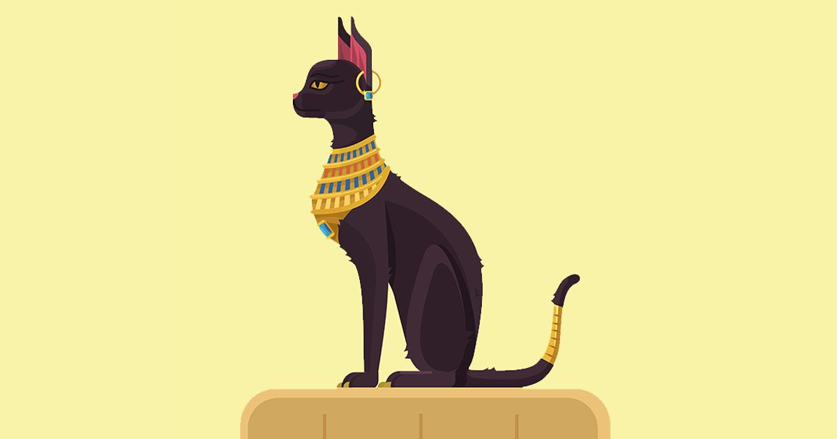 7 ความเชื่อเรื่อง แมว ในตำนานและวัฒนธรรมอียิปต์