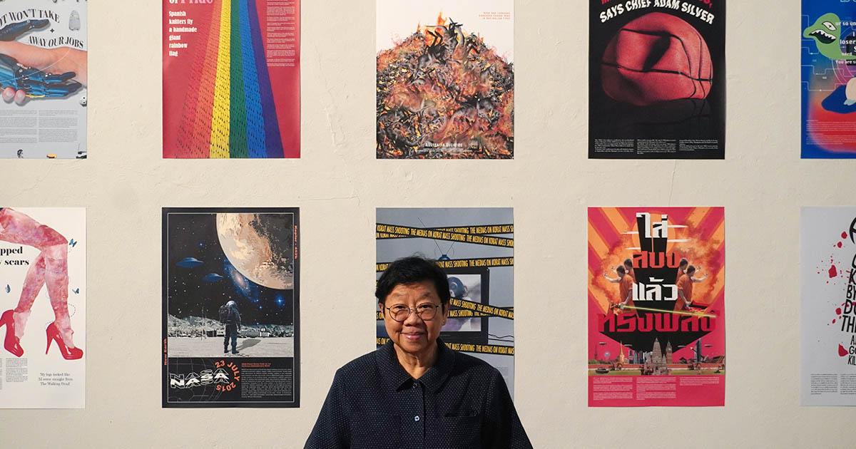 สมพร รอดบุญ : คิวเรเตอร์รุ่นบุกเบิก ผู้นำทัพศิลปินไทยร่วมสมัยบุกเวทีศิลปะโลก