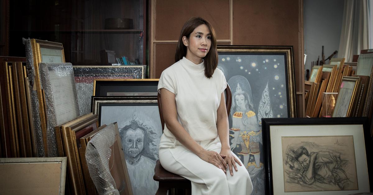 ทายาท อังคาร กัลยาณพงศ์ เตรียมเปิดบ้านเป็นหอจดหมายเหตุ Art and Archive of Angkarn Kallayanapong