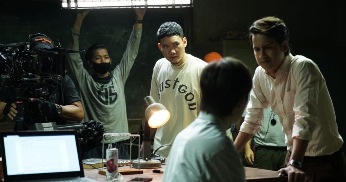 กอล์ฟ ปวีณ กับมิติความใหม่ของหนังไทยใน Ghost Lab ฉีกกฎทดลองผี