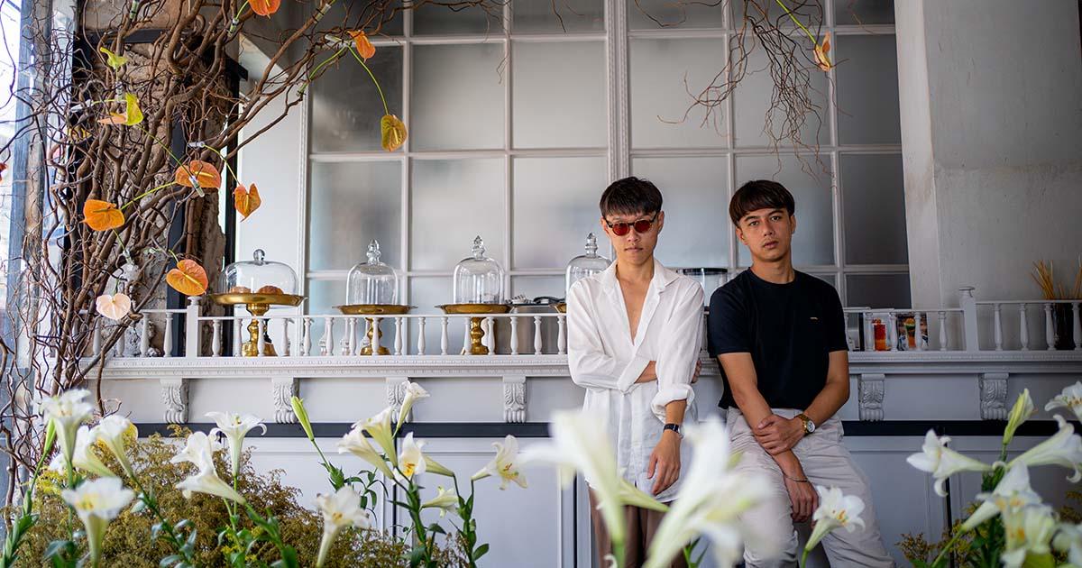 MALEE BREW & BLOOM คาเฟ่กึ่งแกลเลอรี ที่สื่อสารความฝันด้วยงานดอกไม้