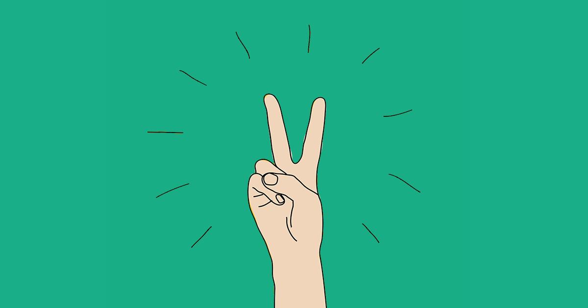 V Sign ชูสองนิ้วต้องระวัง จาก Victory อาจกลายเป็น F*ck You