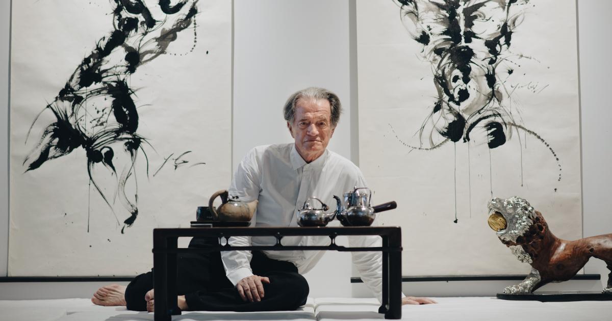 ศิลปะญี่ปุ่นโบราณ ใน 4 ทศวรรษของ รอล์ฟ วอน บูเรน แห่ง Lotus Arts de Vivre