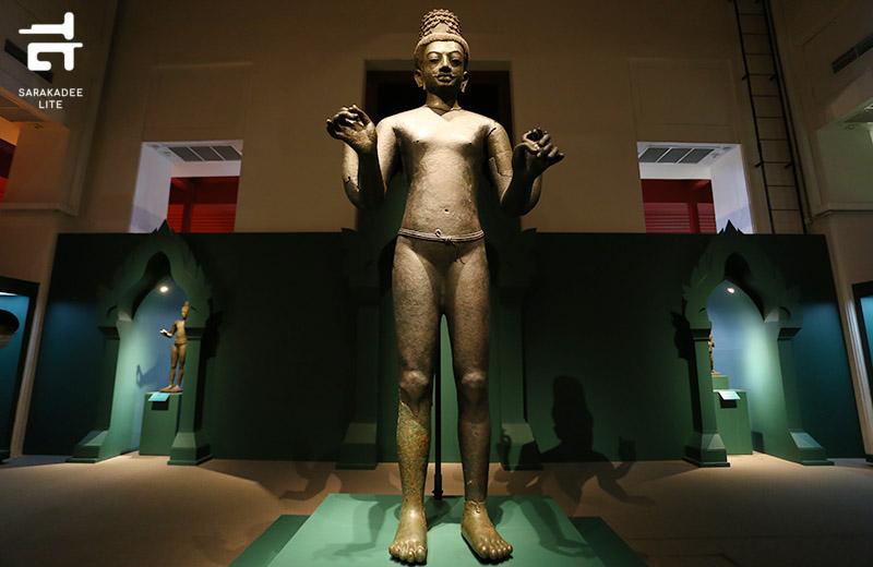 อารยธรรมวิวัฒน์ ลพบุรี – ศรีรามเทพนคร