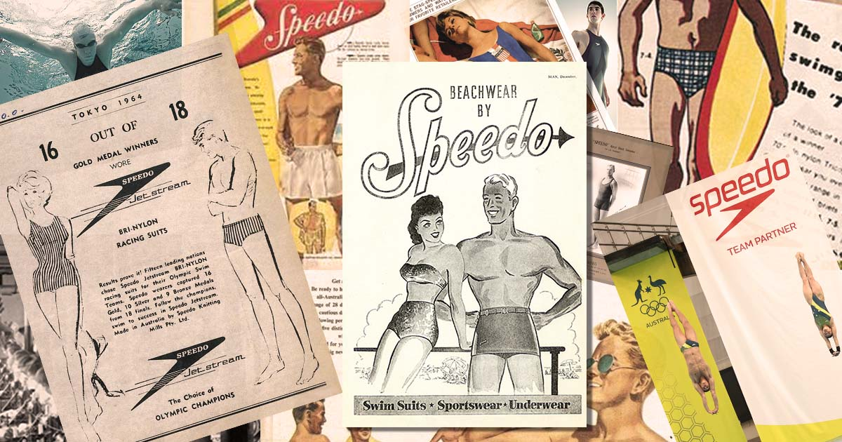 "Speedo แบรนด์ชุดว่ายน้ำที่แจ้งเกิดบนเวทีโลกเพราะ ""โอลิมปิก"""