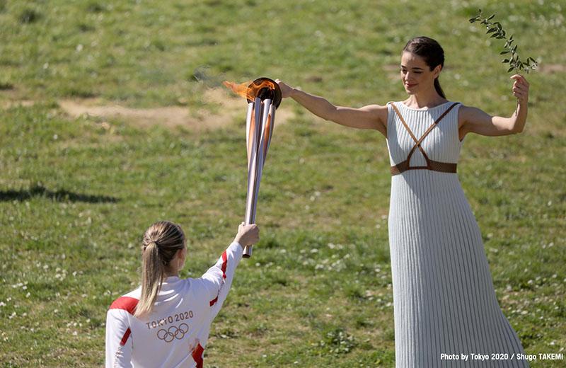 คบเพลิงโอลิมปิก