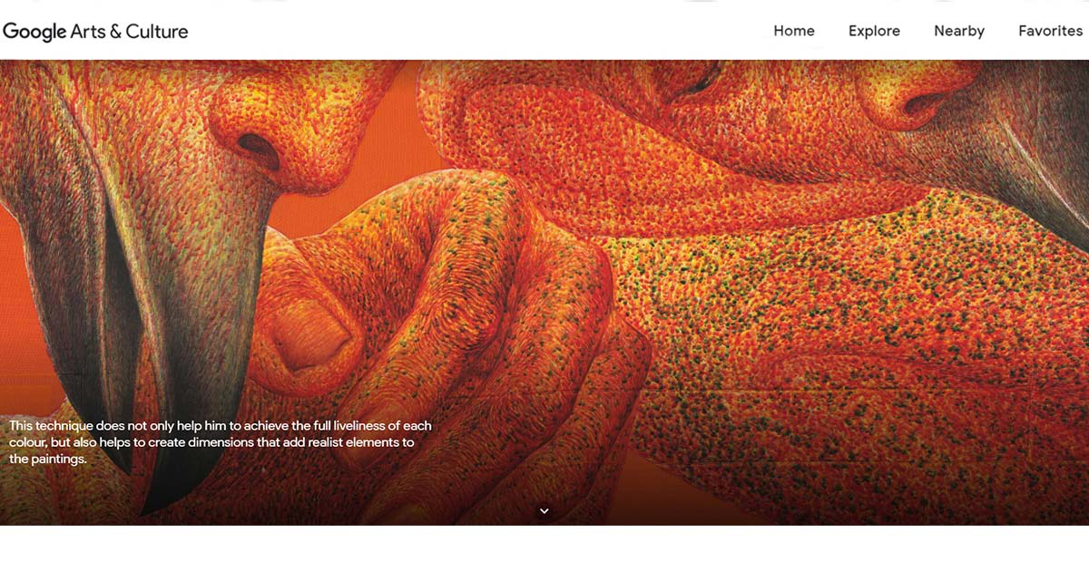 ครั้งแรกกับการเปิดคลังศิลปะกว่า 600 ชิ้นของ มหาวิทยาลัยศิลปากร ใน Google Arts & Culture